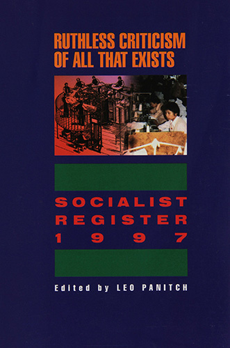Marxism Film And Theory From The Barricades To Postmodernism Socialist Register